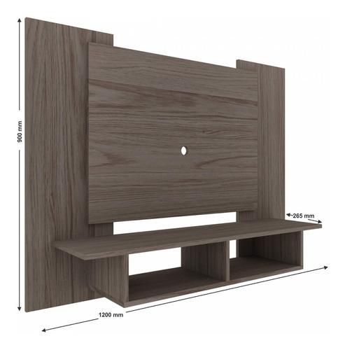 painel para tv até 48 polegadas tóquio moderno siena id
