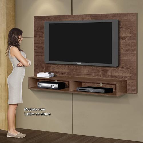painel para tv até 50 polegadas coral contemporâneo gg