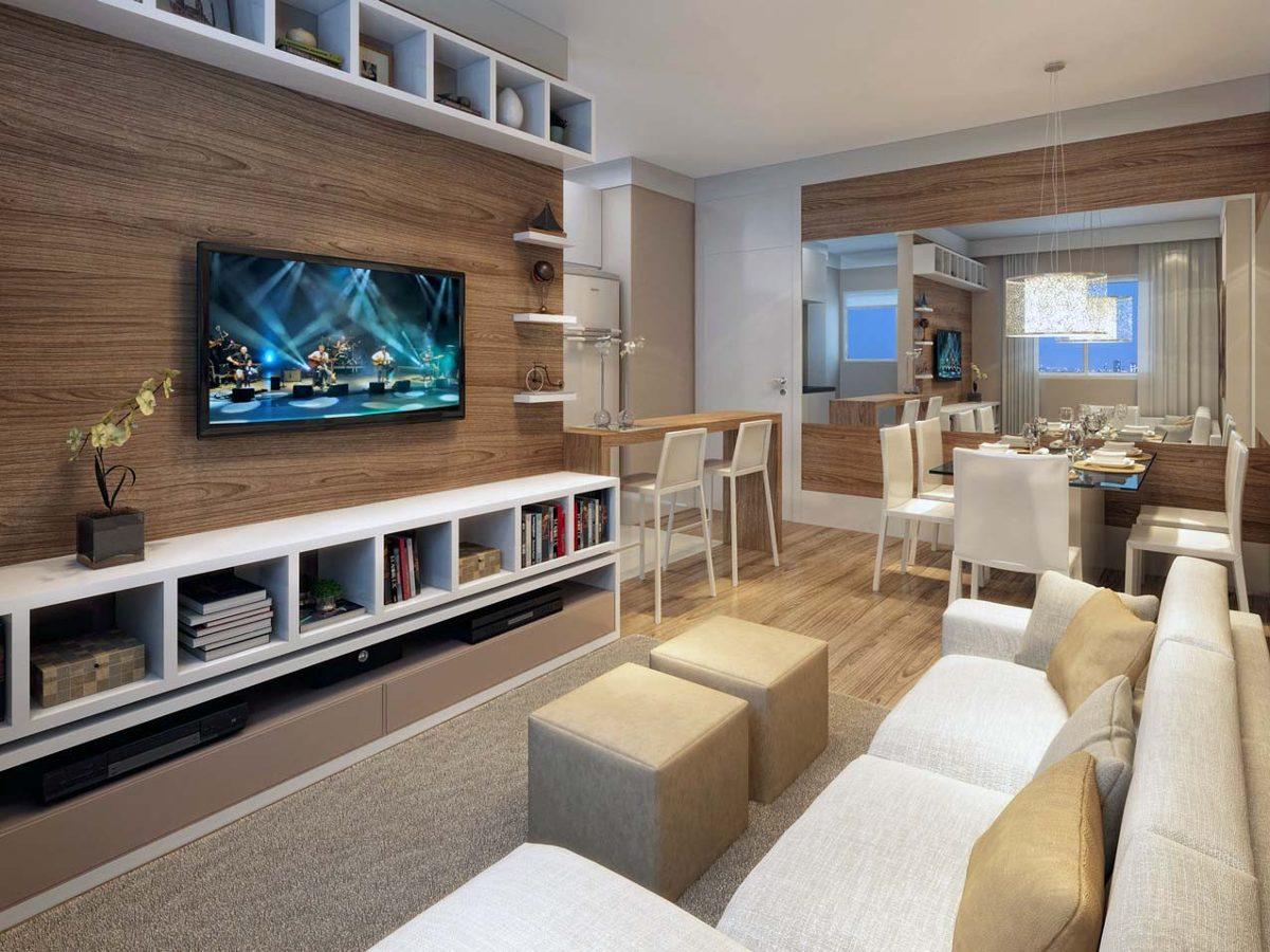 Medidas Para Sala De Tv ~ Painel Para Tv  Sob Medida  Preço Por M²  R$ 199,00 em Mercado