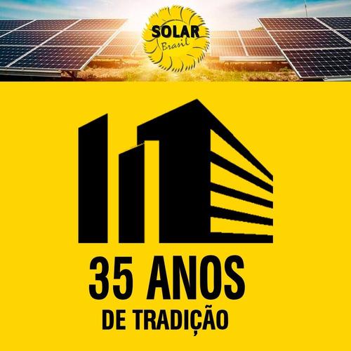painel placa solar fotov upsolar 150w - 170w  + mc4