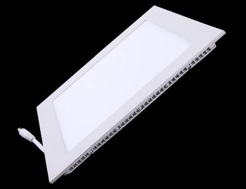 painel plafon luminaria led quadrado embutir ultra slim 18w