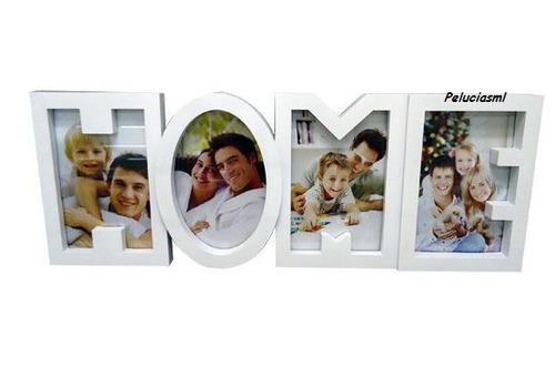 painel porta retrato home 4 fotos