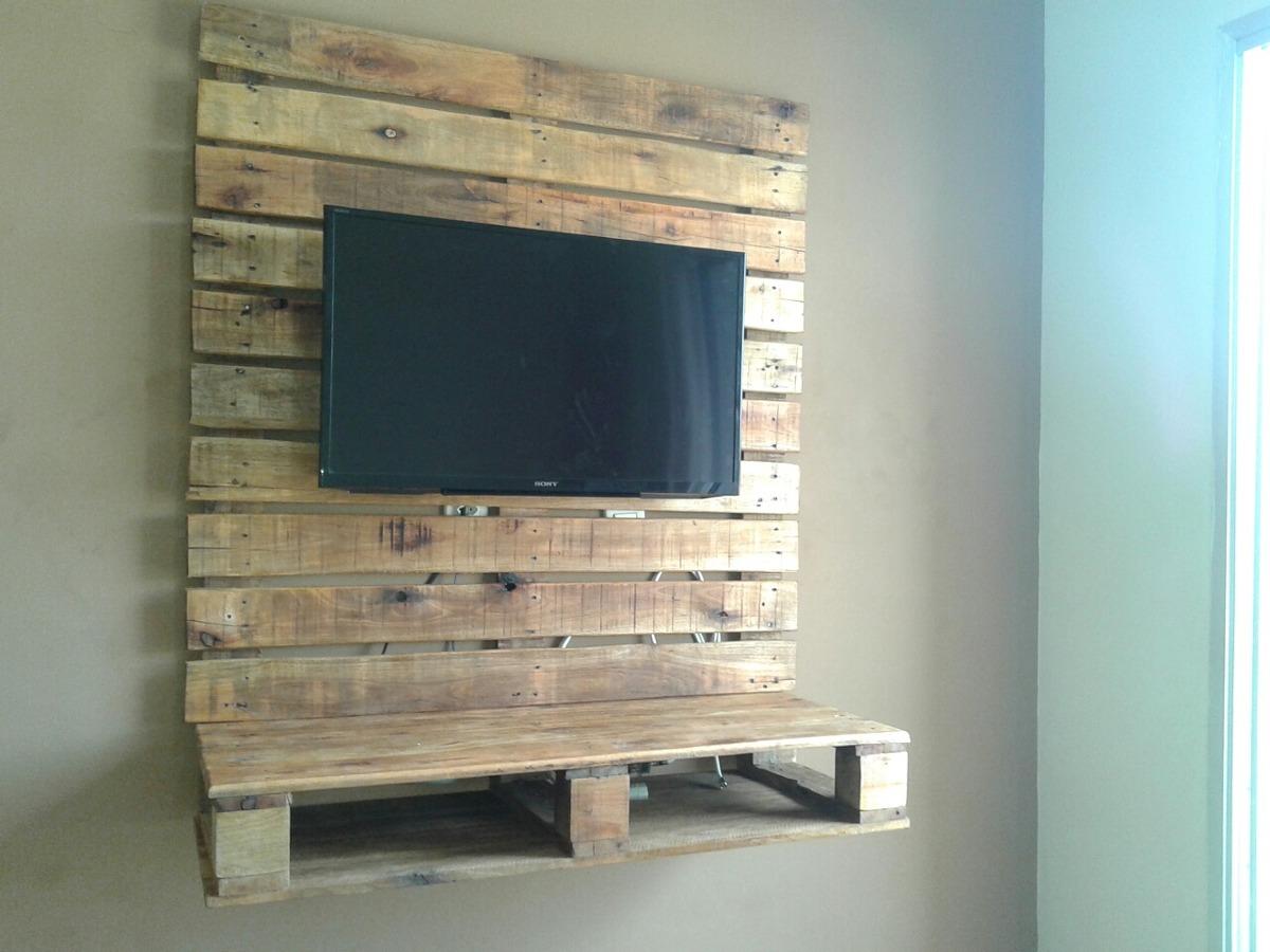 Painel R 250 Stico Para Tv Pallet R 290 00 Em Mercado Livre