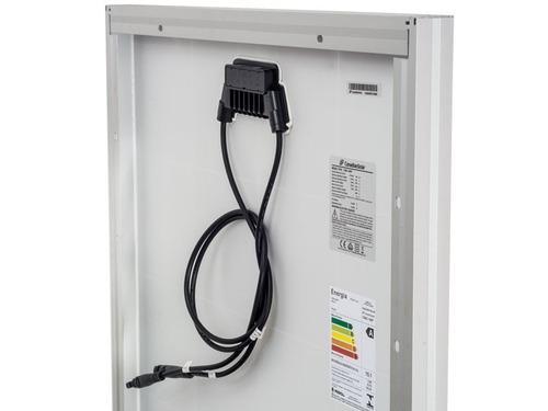 painel solar 150w 12v + controlador de carga 30a