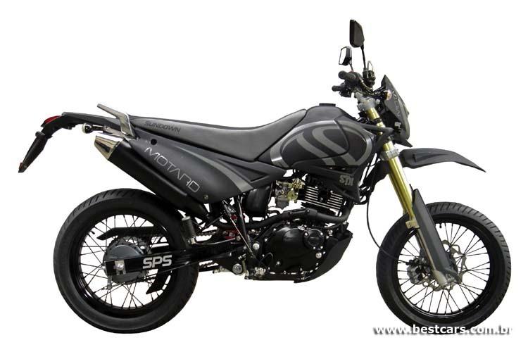 STX 200 MOTARD