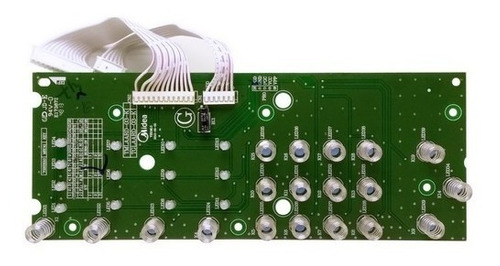 painel touch placa mec41 electrolux original - sem display