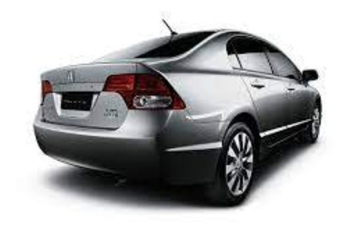 painel traseiro new civic 06 a 11 - 66100snjm00zz