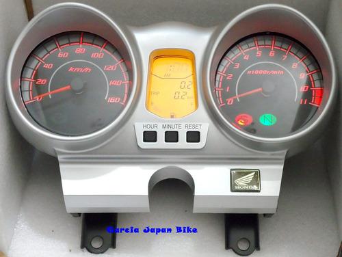 painel twister cbx 250 2000 a 2008 mod original + logo honda