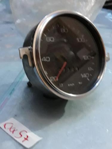 painel velocimetro fusca 140km/h muito conservado cxx57