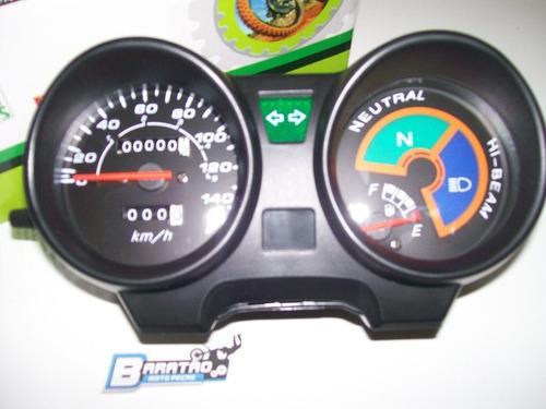 painel velocímetro honda cg titan 150 2004 à 2008 baratão