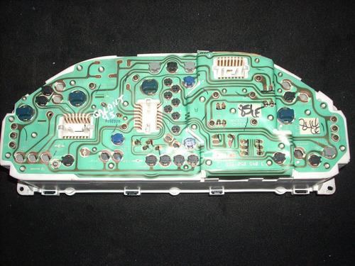 painel velocimetro instrumento galant 1995 automatico