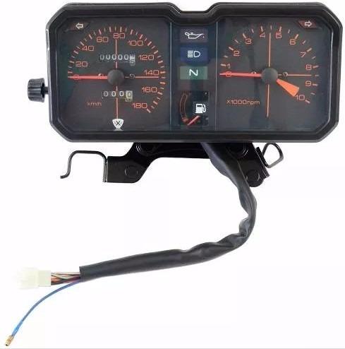 painel velocímetro moto honda cb400 1984 / cb450 1984/1993