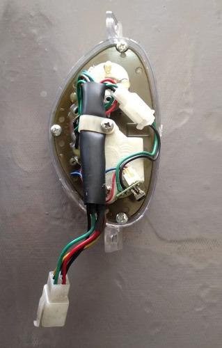painel velocímetro para bicicleta elétrica 48v 36
