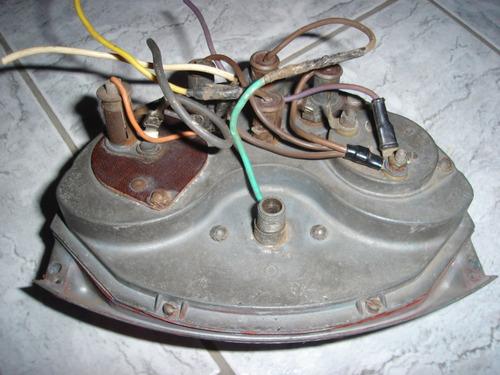 painel velocimetro sinca 1