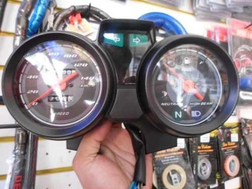painel ybr 125 2006 2007 2008 c/zerador de km condor 1211026