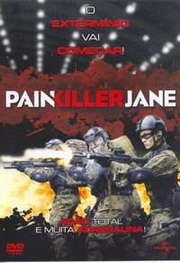 painkiller jane / original - semi-novo / dvd