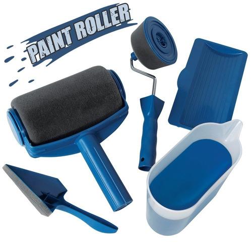 paint roller rodillo recargable para pintar
