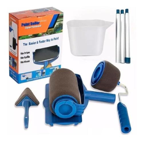paint roller rodillo recargable para pintar fácil y limpio