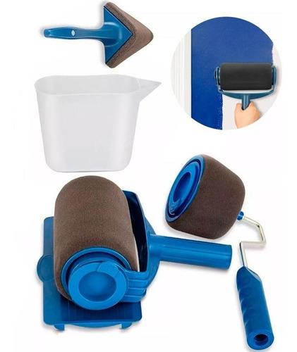 paint roller rodillo recargable pinta fácil y limpio