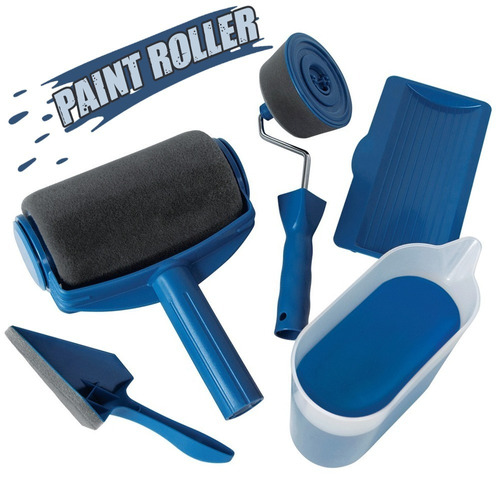 paint roller  rodillo recargable pintar