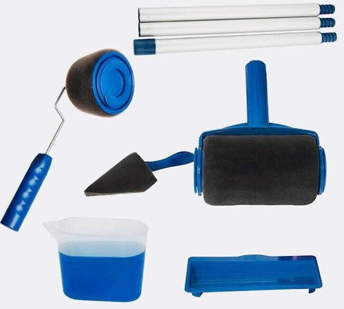 paint roller rodillo recargables de pintura sin costura