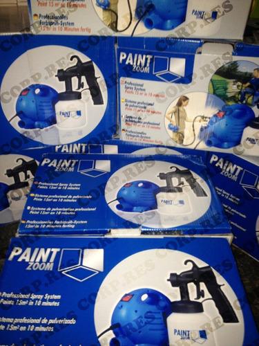 paint zoom pinta profesional 100%original nuevo envio gratis