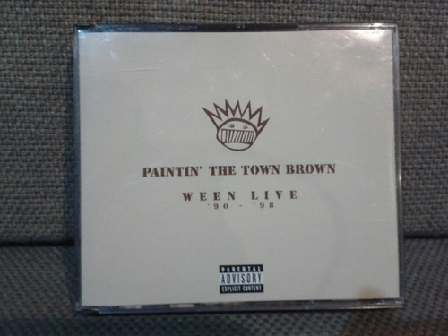 paintin the town brown - ween live 90 - 98