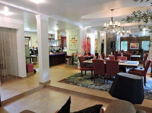 paisagem renoir iii / granja viana - personalidade! gourmet, piscina, studio! linda! - ca1691