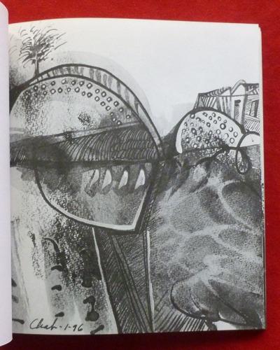 paisajes de la imaginación dibujos de víctor chab
