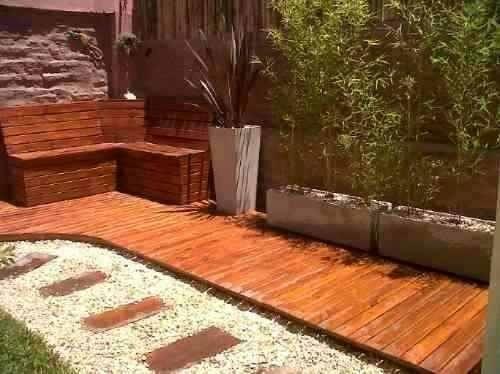 Paisajismo dise o de parques jardines y terrazas en for Diseno de terrazas y jardines