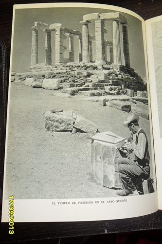 paises. grecia. con 165 heliograbados jeanne y georges roux