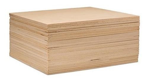 pajaros carpinteros hojas planas de madera contrachapada de