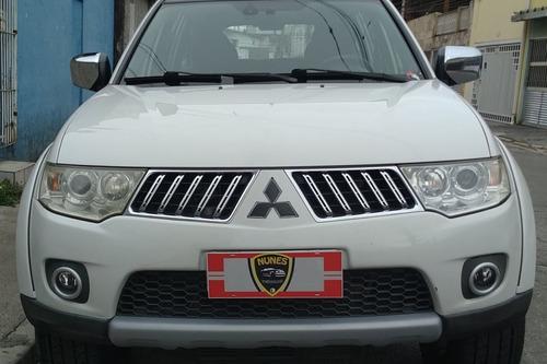 pajero dakar 2012  3.5 hpe 4wd automático flex completo