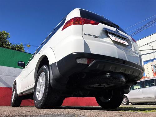 pajero dakar 3.2 diesel turbo/intercooler 4x4, completa.