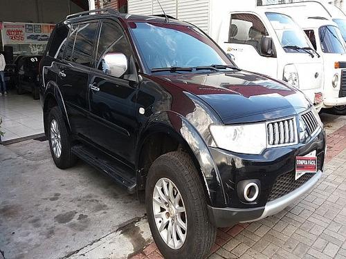 pajero dakar 3.2 hpe 4x4 7 lug - tb inter 2010-aceito troca