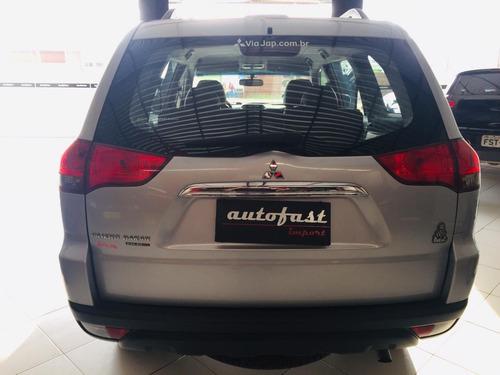 pajero dakar 3.2 turbo-diesel 4x4 automático. impecável!!!
