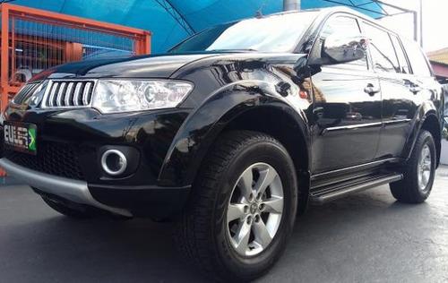 pajero dakar/hpe 3.5 4x4 flex 5p aut. 2012 apenas 4.6000km