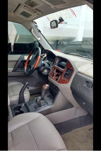 pajero full completa - diesel  ano 2005.