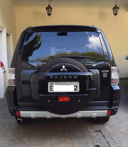 pajero full hpe  3.8 2014 blindada nivel 3  top line