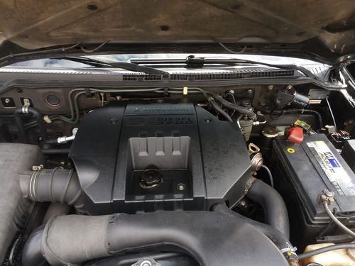 pajero full turbo diesel 2004