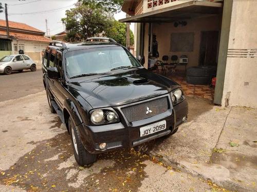 pajero sport 2007 diesel
