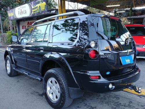pajero sport 3.5 v6 4x4 5p 2008 aut.