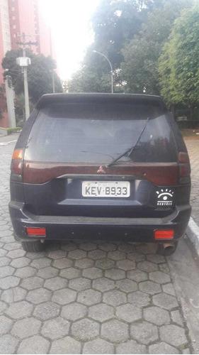 pajero sport automatic gls v6 mod. 2002