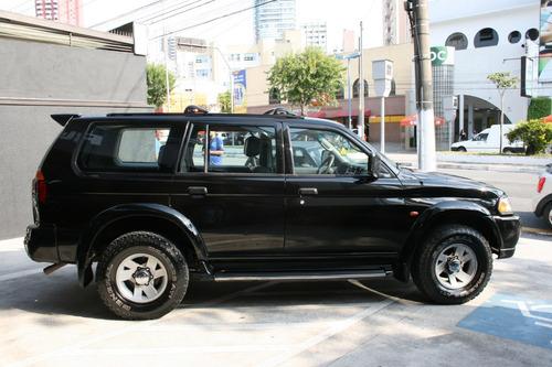 pajero sport gls v6 4x2 gasolina aut 2001