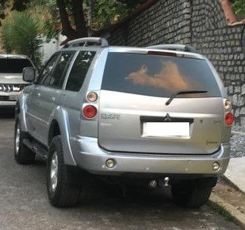 pajero sport hpe 2007 diesel super bem conservada