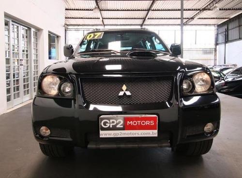 pajero sport hpe 3.5 4x4 automático blindado