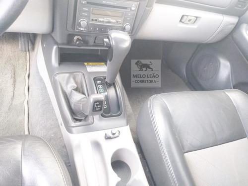 pajero sport hpe 3.5 v6 4x4 - 06/07 - automática, completa