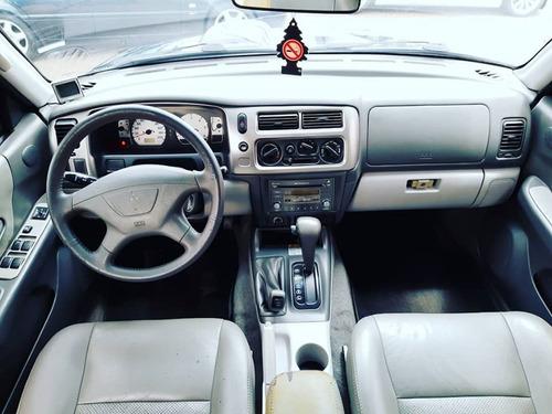 pajero sport hpe turbo diesel