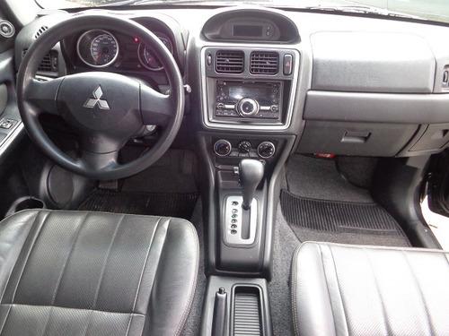 pajero tr4 2.0 4x2 16v 140cv flex 4p automático 2012/2013