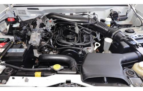 pajero tr4 2.0 4x2 16v 140cv flex 4p automático 39527km